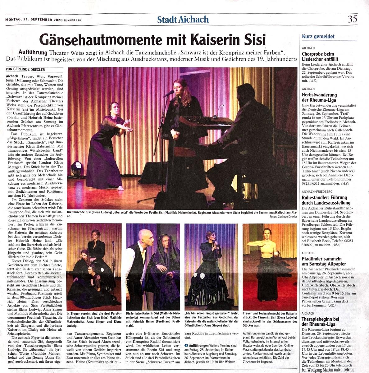 Theater-Weiss-Sisi-Presse-Urauffuehrung-Seite-2